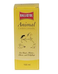 BALLISTOL Animal * Tierpflege-Öl * 100ml - Qualität von BALLISTOL