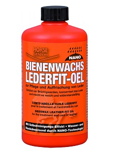 Bienenwachs LEDERFIT-OEL * HORSE-fitform - Qualität von PFIFF