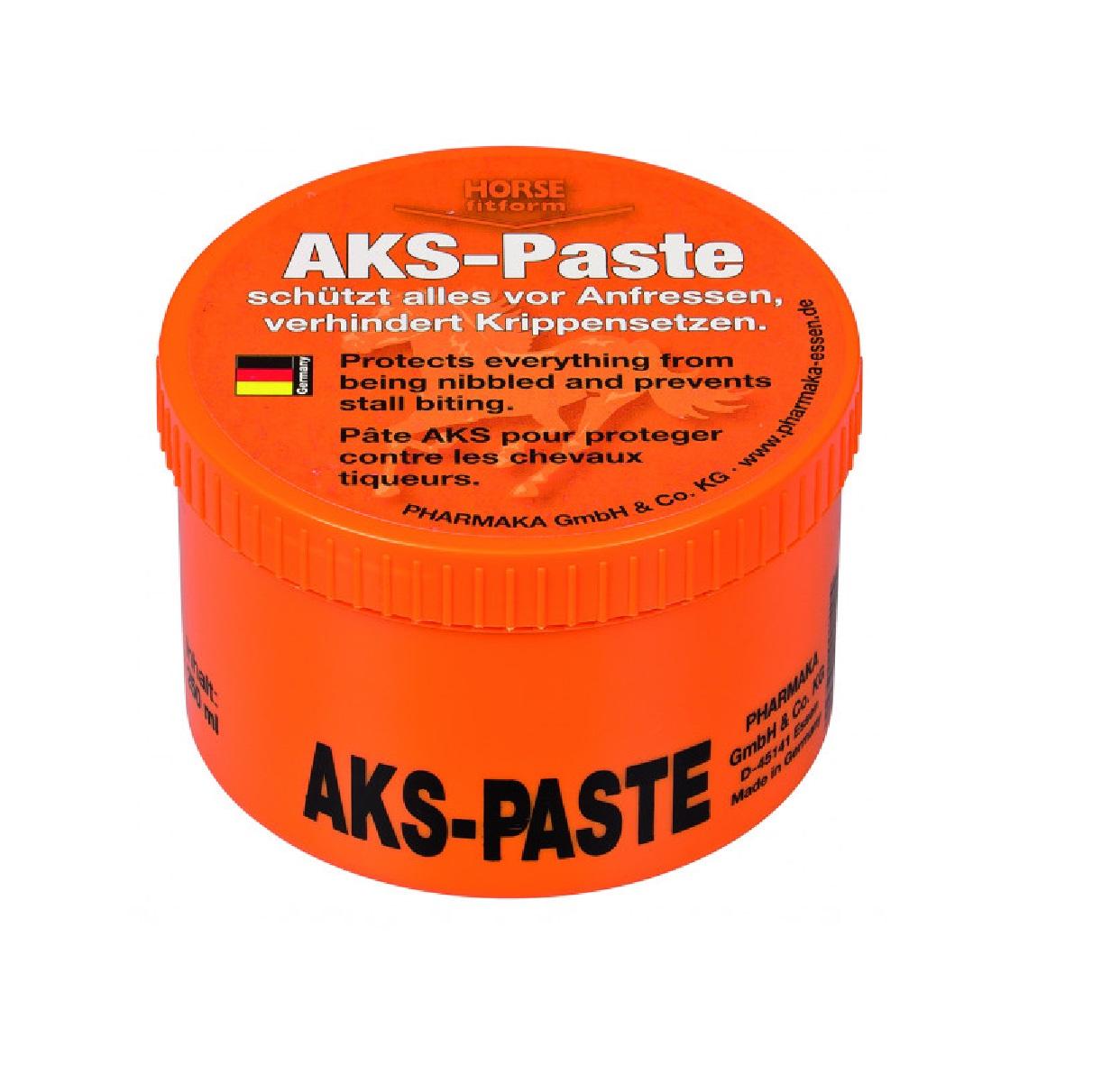 AKS-PASTE schützt alles vor dem Anfressen * HORSE fitform - Qualität von PFIFF