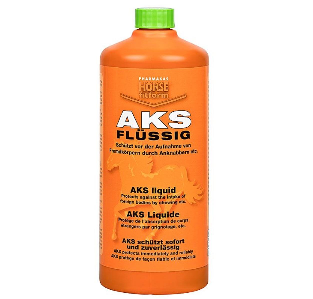 AKS-FLÜSSIG schützt alles vor dem Anfressen * HORSE fitform - Qualität von PFIFF