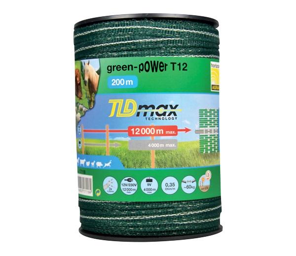 Breitband GREEN-POWER T12/T20/T40 - Qualität von HORIZONT
