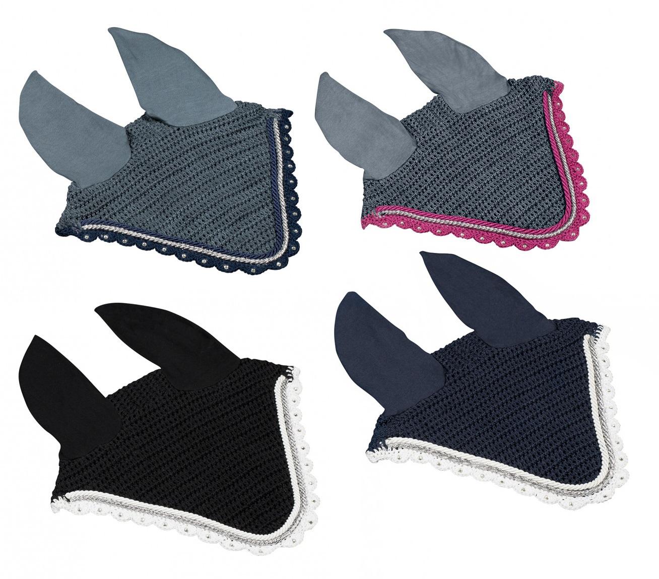Fliegenhaube mit kontrastfarbene Zierkordeln - Qualität von PFIFF