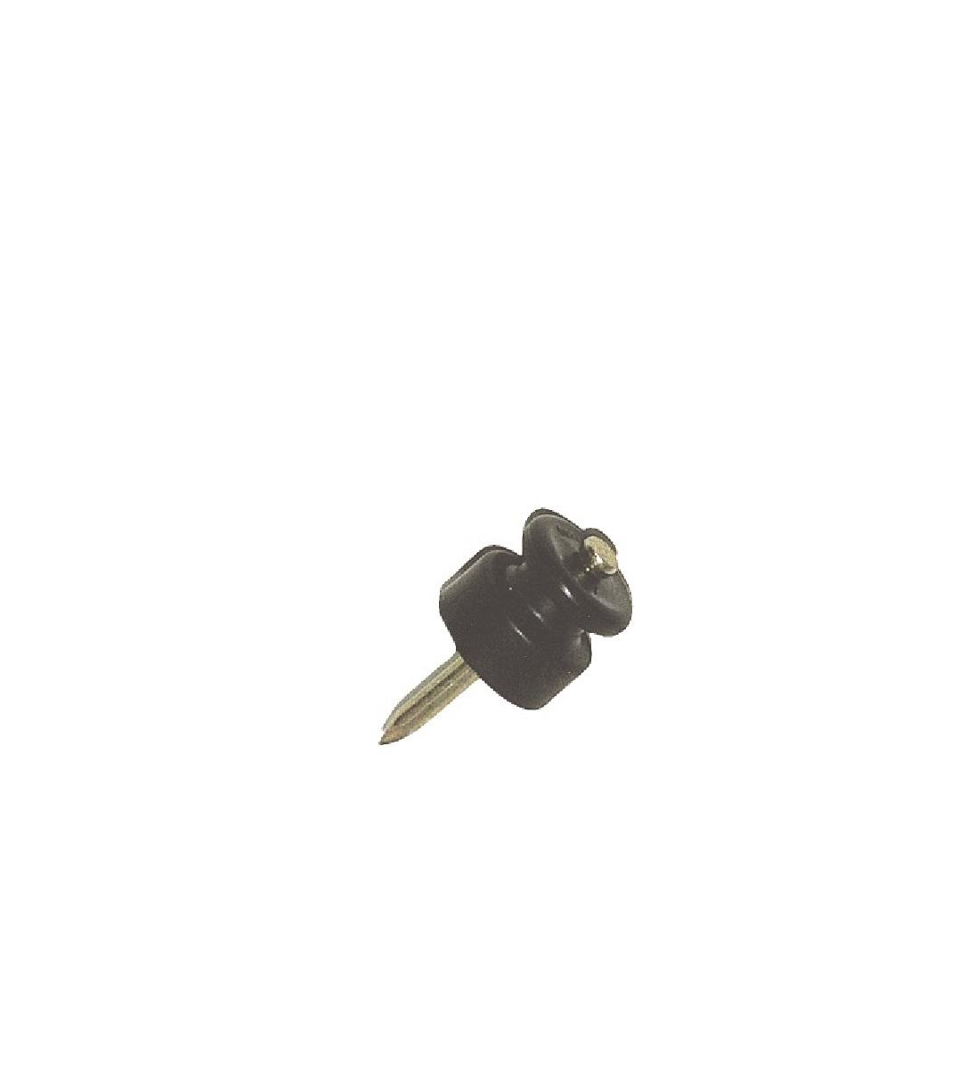 Knopfisolator ohne Nagel * bis 9V - Qualität von HORIZONT
