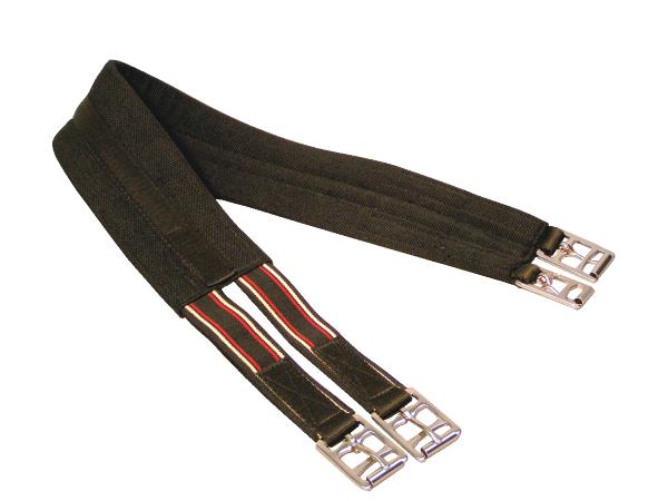 Sattelgurt aus gestepptem Gewebe & elast. Gummizügen - Qualität von HORIZONT
