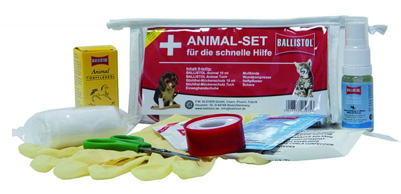 """BALLISTOL """"Schnelle Hilfe"""" * Notfalltasche für Tiere - Qualität von PFIFF"""