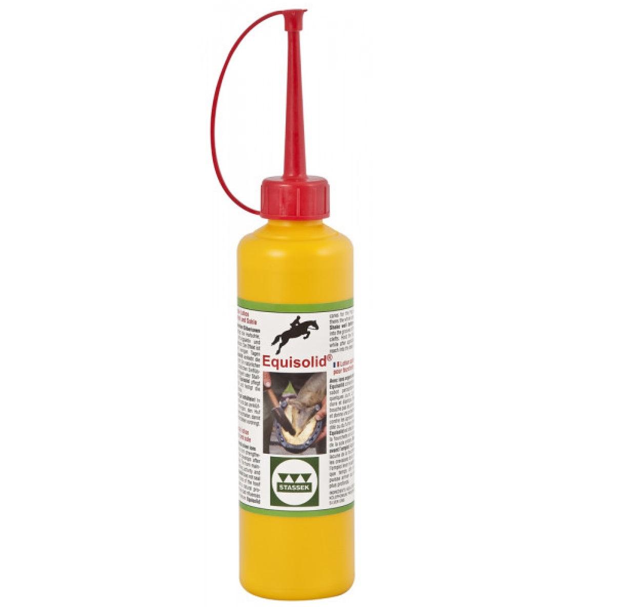 Equisolid® Spezial-Lotion mit Tülle für Hufstrahl/Hufsohle - Qualität von PFIFF