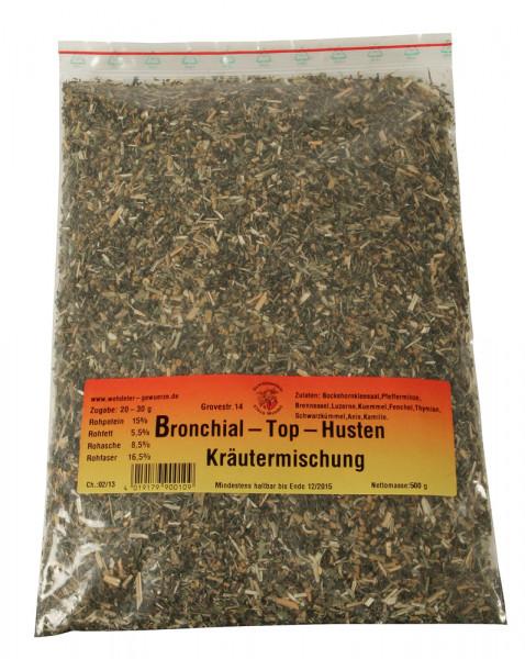 Bronchial-Top-Husten Kräutermischung - Qualität von PFIFF
