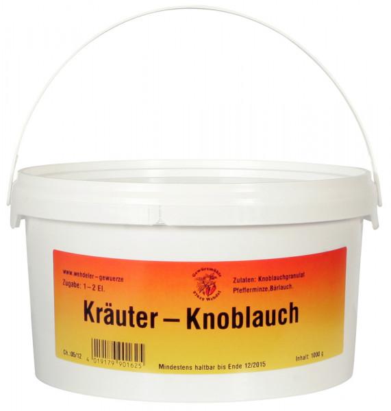 Kräuter-Knoblauch mit Minze * Qualität von PFIFF
