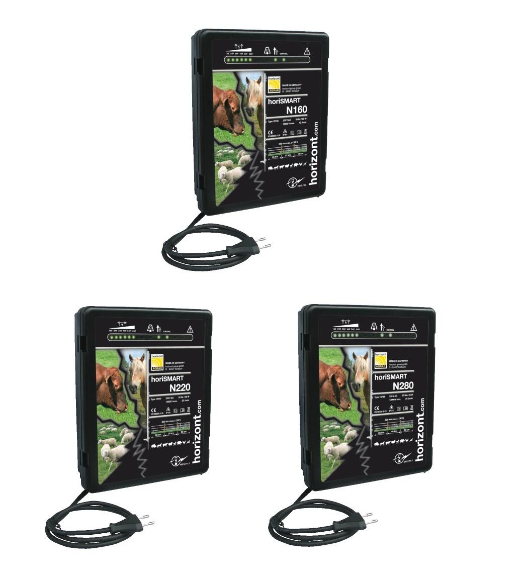 horiSMART N160 / N220 / N280 * Netzgerät 230V - Qualität von HORIZONT