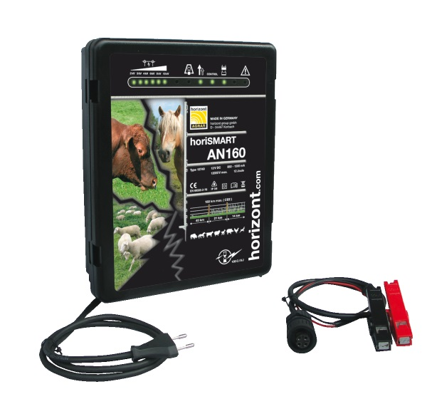 horiSMART AN160 * Akku/Netz 12/230V - Qualität von HORIZONT