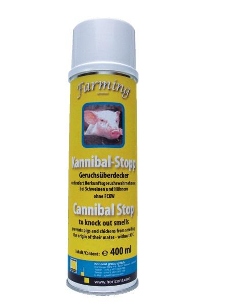 Kannibal-Stopp Farming 400ml * Kannibalismus/Beißen - Qualität von HORIZONT