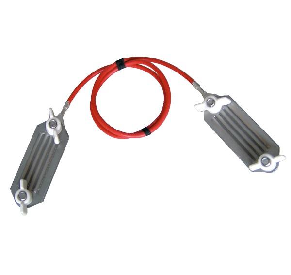 Bandverbindungskabel schraubbar * Kabellänge 50cm - Qualität von HORIZONT