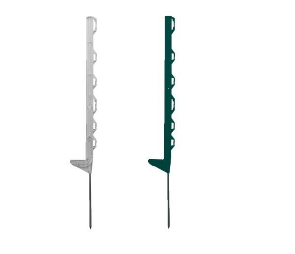 SMART Pfahl * Höhe 78cm * Ösen 6 * 5 Stück/10 Stück - Qualität von HORIZONT