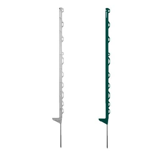 SMART Pfahl * Höhe 115cm * Ösen 11 * 5 Stück/10 Stück - Qualität von HORIZONT
