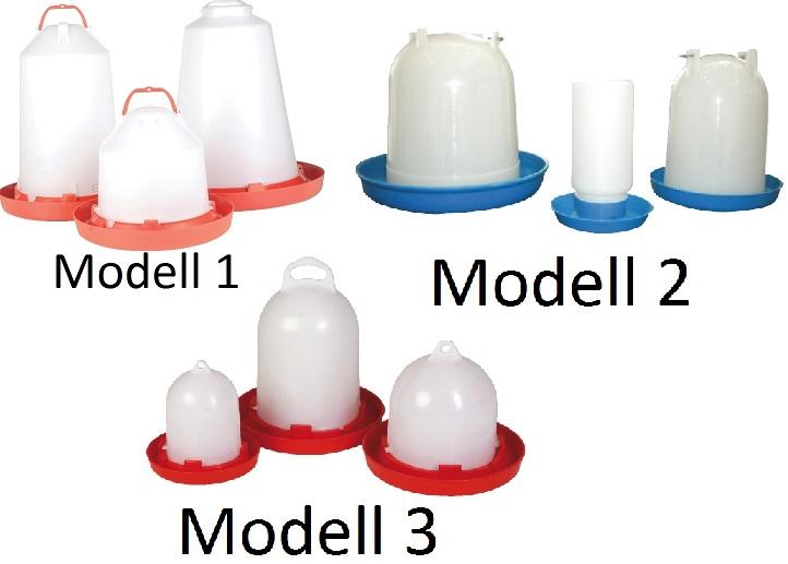 Tränke * Stülptränke für Geflügel * versch. Modelle - Qualität von HORIZONT