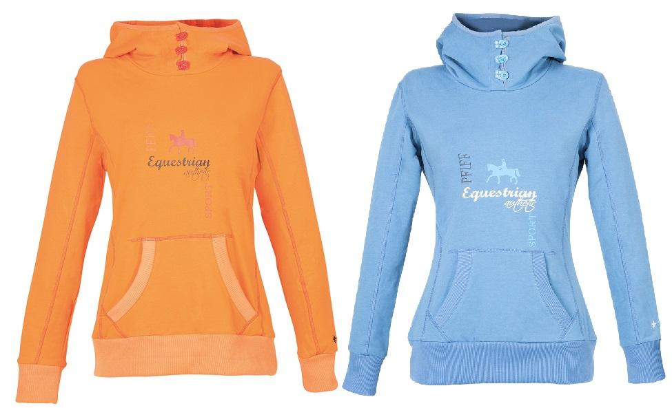"""Sweatshirt """"Fleur"""" - Kapuzen Pullover - Qualität von PFIFF"""