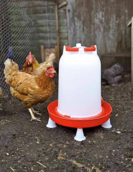"""Tränke * Küken- und Hühnertränken """"COMBO"""" - Qualität von HORIZONT"""