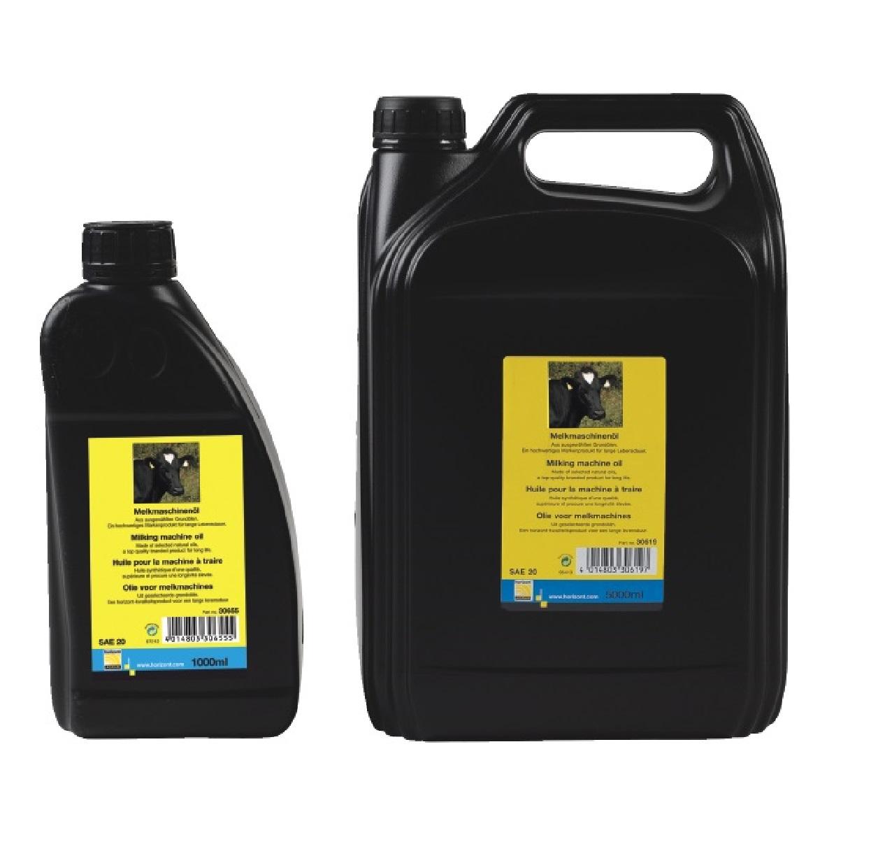 """Melkmaschinen-Öl """"Farming"""" - Qualität von HORIZONT"""