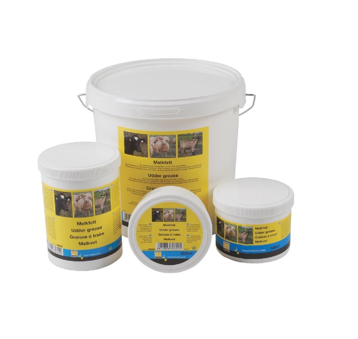 """Melkfett """"Farming"""" * Euterpflege mit REINER Vaseline - Qualität von HORIZONT"""